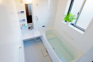 エコキュートは、空気の熱を使ってお湯をつくる仕組みです。