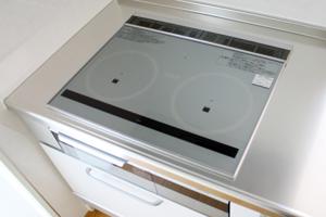 IHクッキングヒーターとは電力による調理が可能な機器です